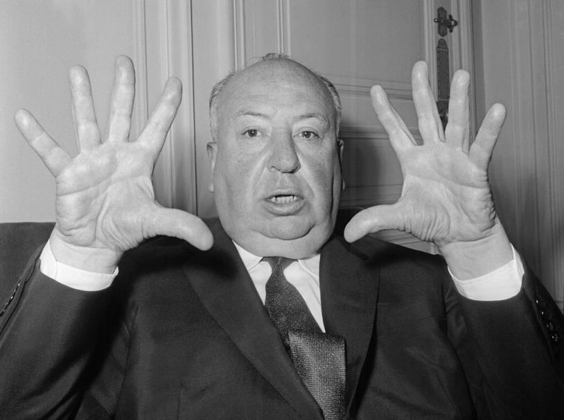 Il grande Alfred Hitchcock