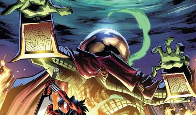 Cover di Ben Reilly: Scarlet Spider #19