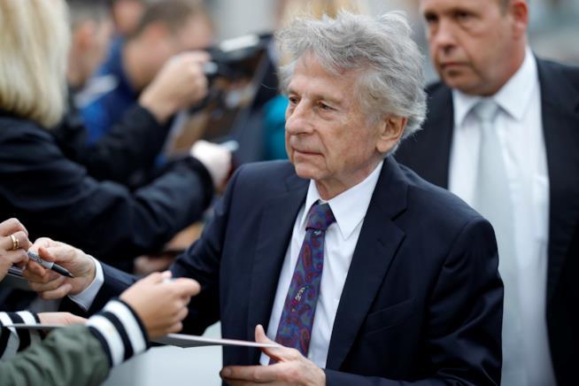 Roman Polanski, accusato di violenza sessuale ai danni di un minore