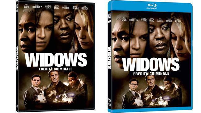 Widows - Eredità Criminale - Home Video -  DVD e Blu-ray