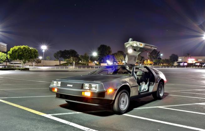 Ritorno la futuro, l'automobile che ha fatto la storia