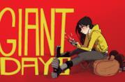 Esther e la cover di Giant Days
