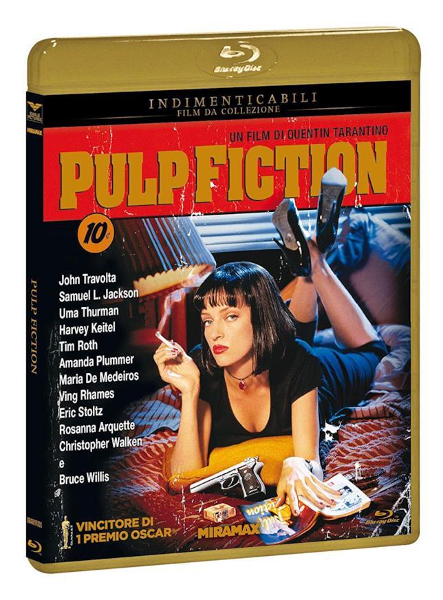 La cover di Pulp Fiction