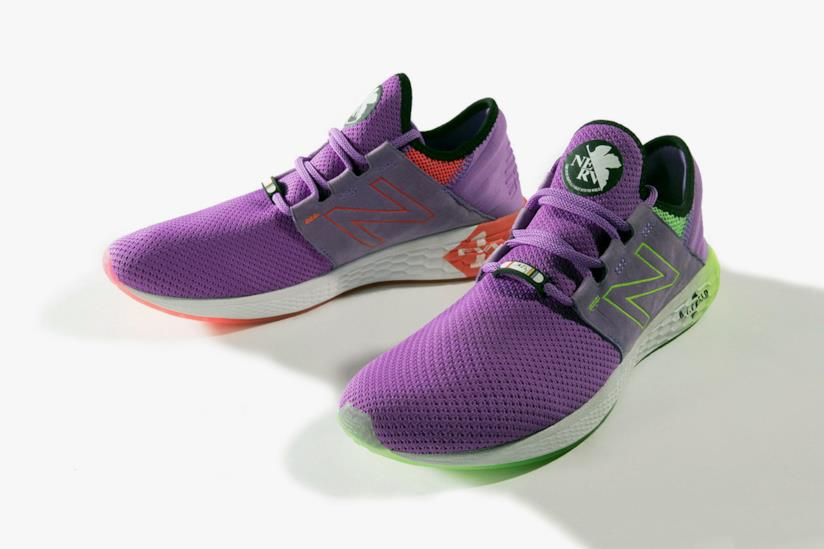 premium selection f8470 985d0 New Balance x Evangelion, i modelli di scarpe dedicate all'anime