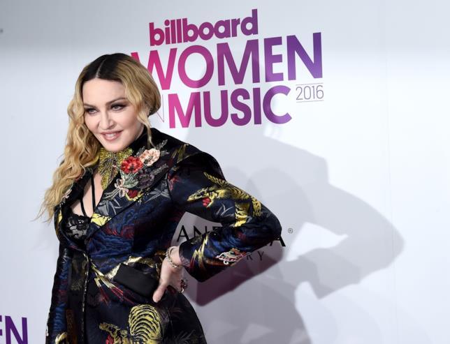 Madonna ai Billboard Women Music 2016