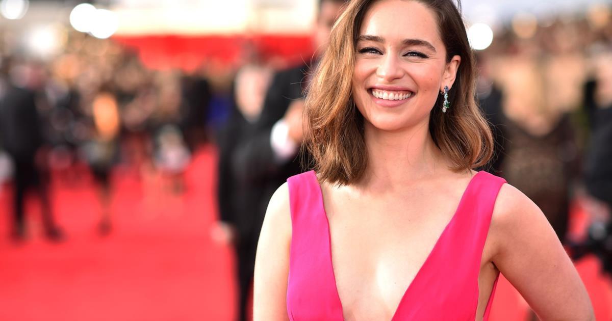 Emilia Clarke rifiutò 50 Sfumature per via delle reazioni alle scene di nudo in Game of Thrones