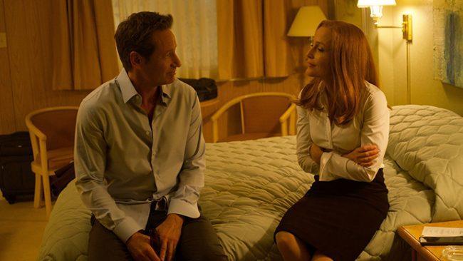 X-Files 11: Mulder e Scully in un'immagine promozionale