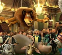 Madagascar 3 - Ricercati in Europa, personaggi