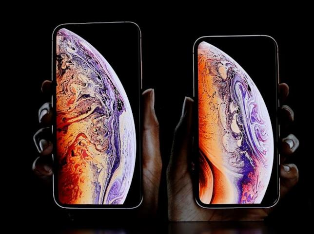 iPhone XS Max e iPhone XS a confronto
