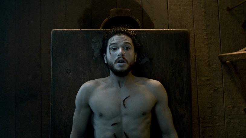 Jon Snow torna dai morti in Game of Thrones
