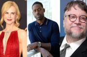 Nicole Kidman, Guillermo del Toro e Sterling K. Brown