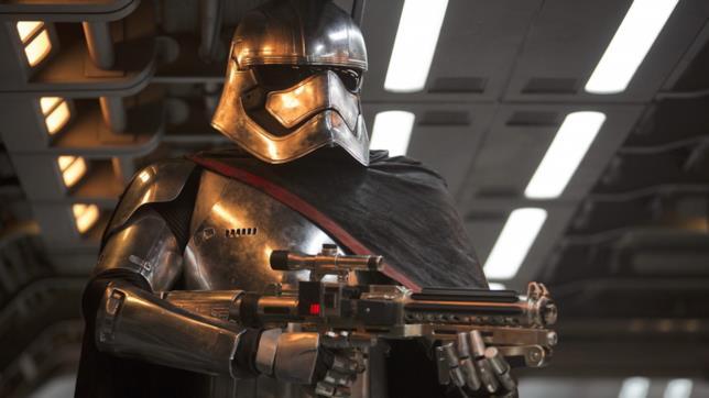 Darth Vader in Star Wars: Il risveglio della Forza