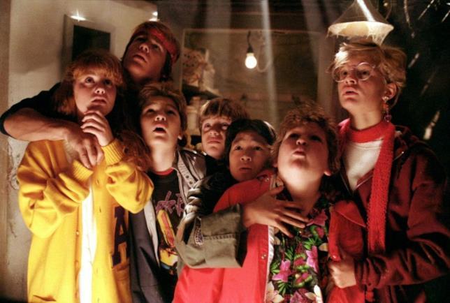Il Cast de I Goonies (quasi) al completo
