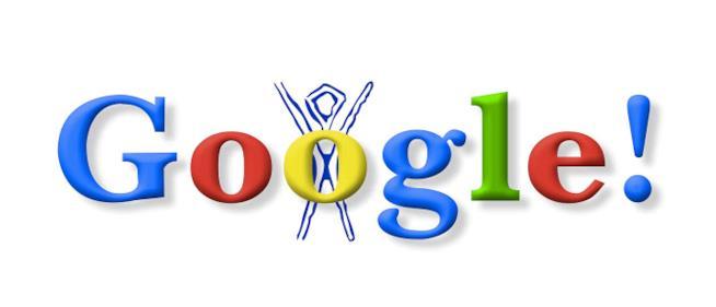 Il Google Doodle di Burning Man del 1998