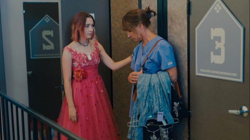 Christine affronta la madre in Lady Bird