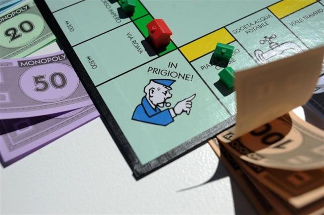 Nel Monopoli chi va in prigione sta fermo un giro