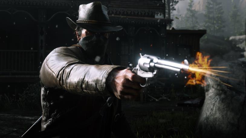 I creatori di GTA V si preparano al lancio di Red Dead Redemption 2