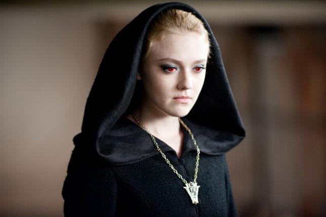 Dakota Fanning in Twilight