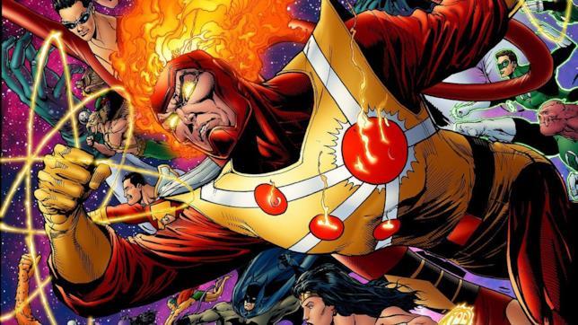 Firestorm debutta nel sequel di Injustice