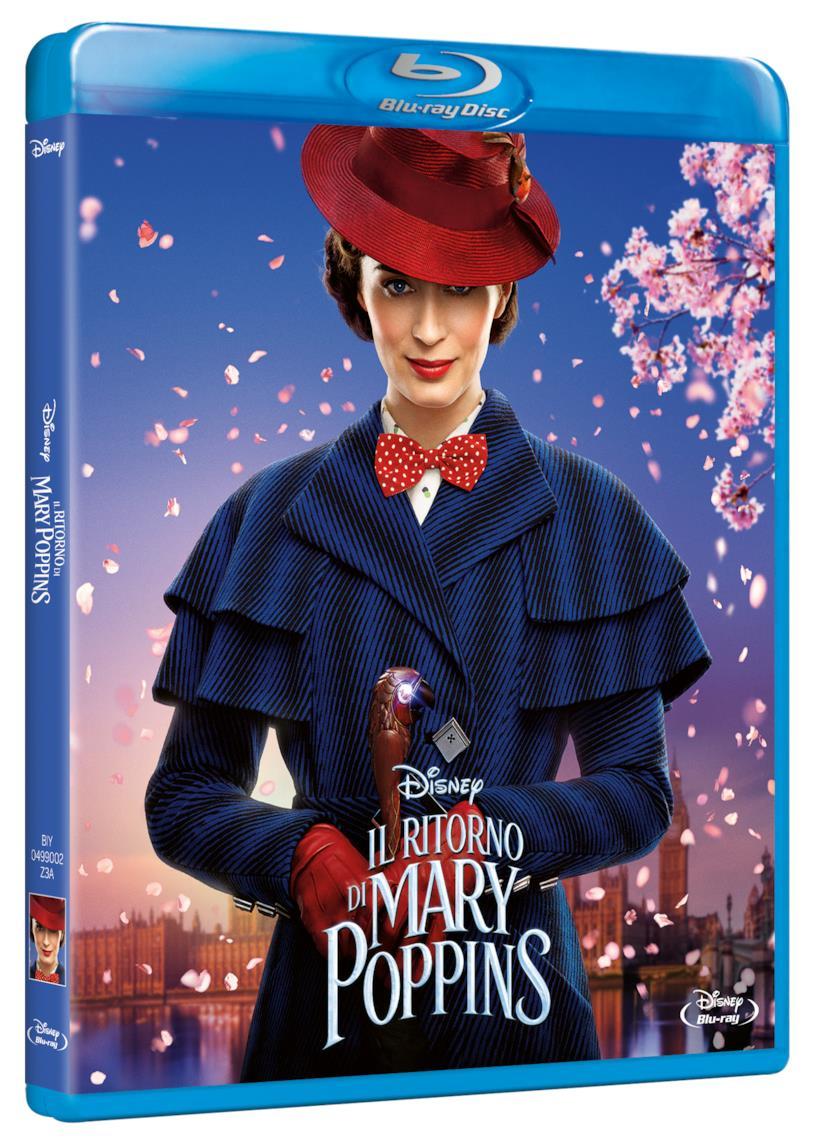 Blu-ray: Il ritorno di Mary Poppins