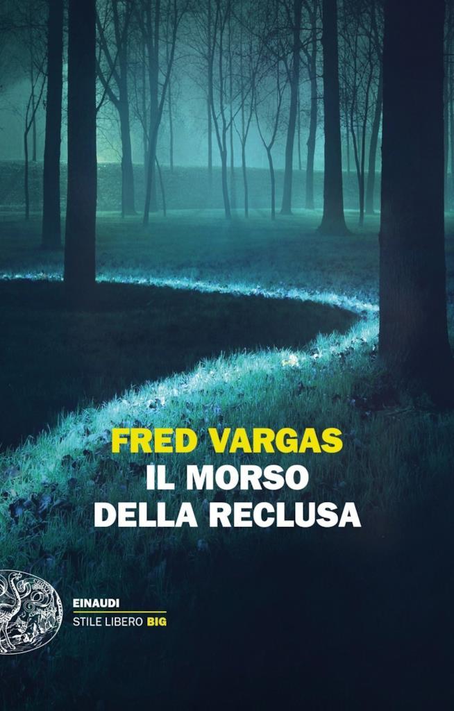 La copertina italiana di Il morso della reclusa