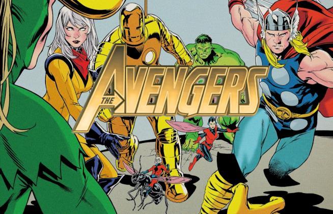 Marvel lavora di retcon sull'origine degli Avengers