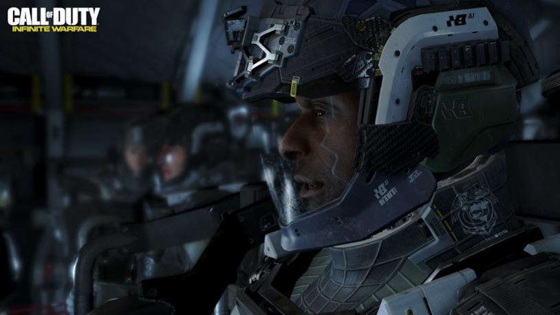 Call of Duty: Infinite Warfare annunciato ufficialmente