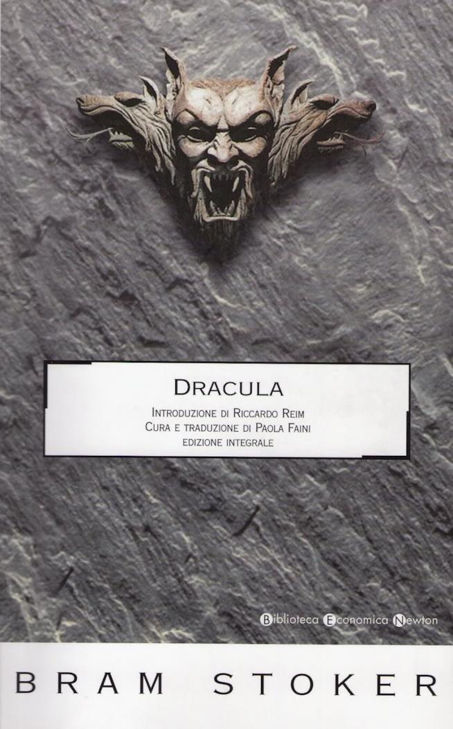 Dracula è stato scritto da Bram Stoker