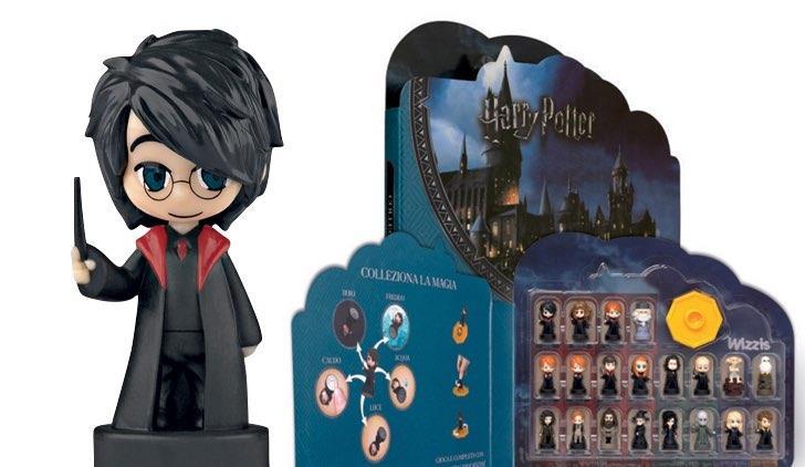 Il personaggio Wizzis Harry Potter