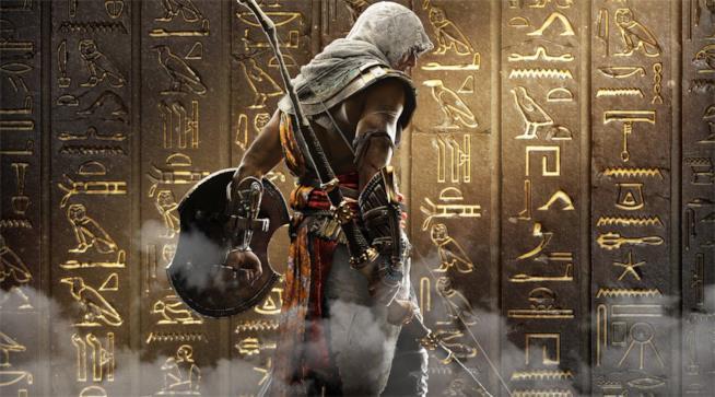 Bayek di Siwa in Assassin's Creed Origins