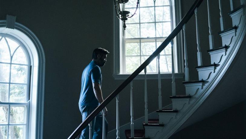 Colin Farrell in una scena del film