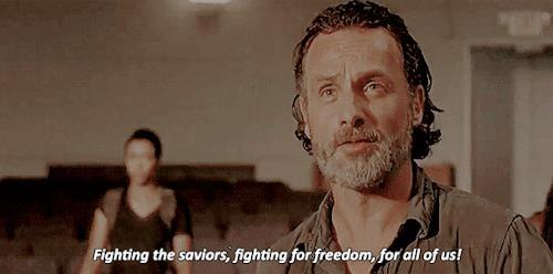Tutti uniti per la libertà!