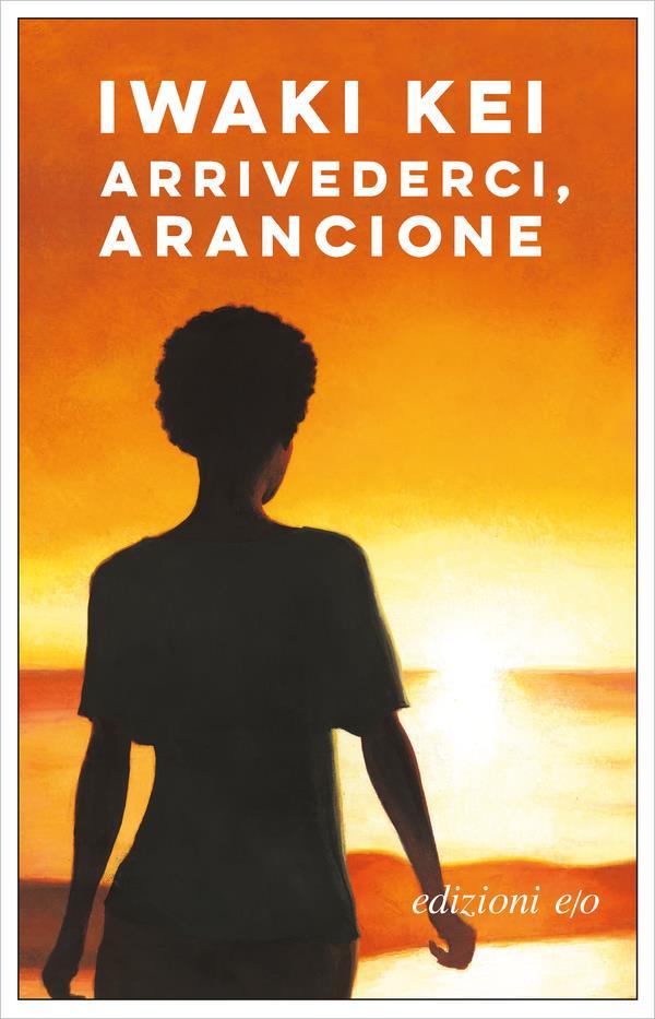La copertina di ArrivedercI arancione