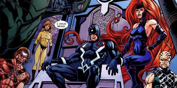 Nuovo trailer per gli Inhumans di casa Marvel