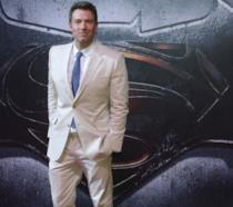 Ben Affleck e sfondo Batman V Superman