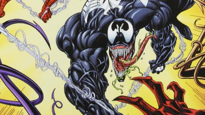 Venom a fumetti