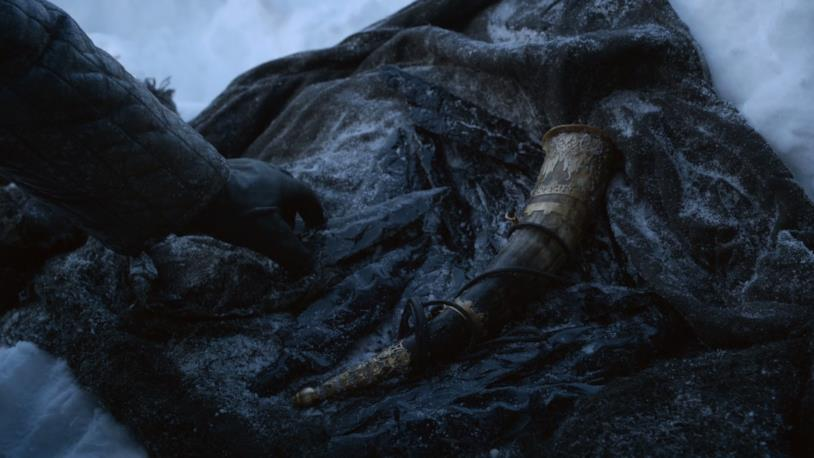 Un'immagine di Game of Thrones anticipa Dragonbinder?
