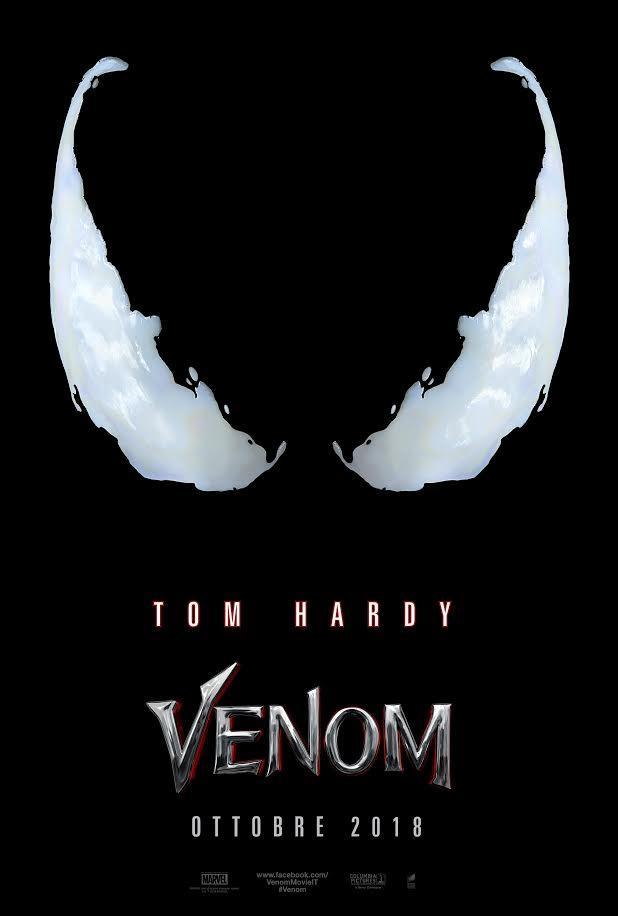 Sony ha rilasciato il nuovo poster ufficiale di Venom