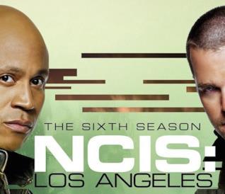 I due protagonisti di NCIS Los Angeles, Sam Hanna e G Callen