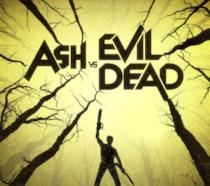 Il logo della serie TV Ash vs Evil Dead