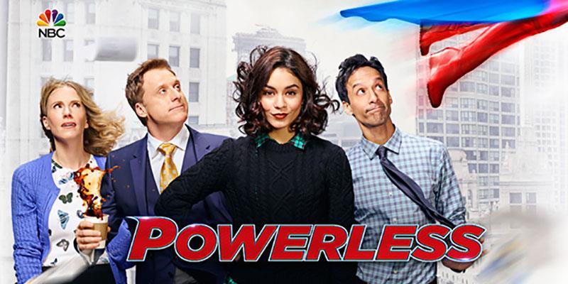 Poster della serie Powerless