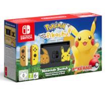 Il bundle di Nintendo Switch con livrea dedicata a Pokémon Let's Go