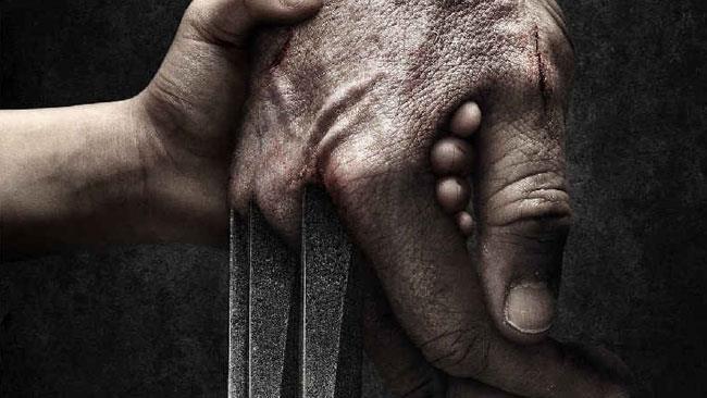 Particolare del primo poster di Wolverine 3