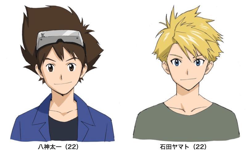 Digimon film protagonisti
