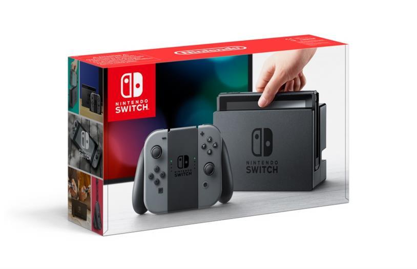 La nuova console Nintendo
