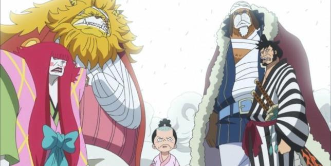 One Piece Kozuki clan