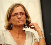 La regista Cristina Comencini ad un evento