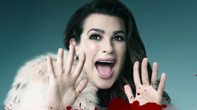 Lea Michele, star di Glee e Scream Queens