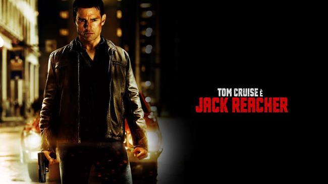 Jack Reacher 2, il film