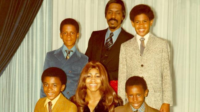 La famiglia Turner
